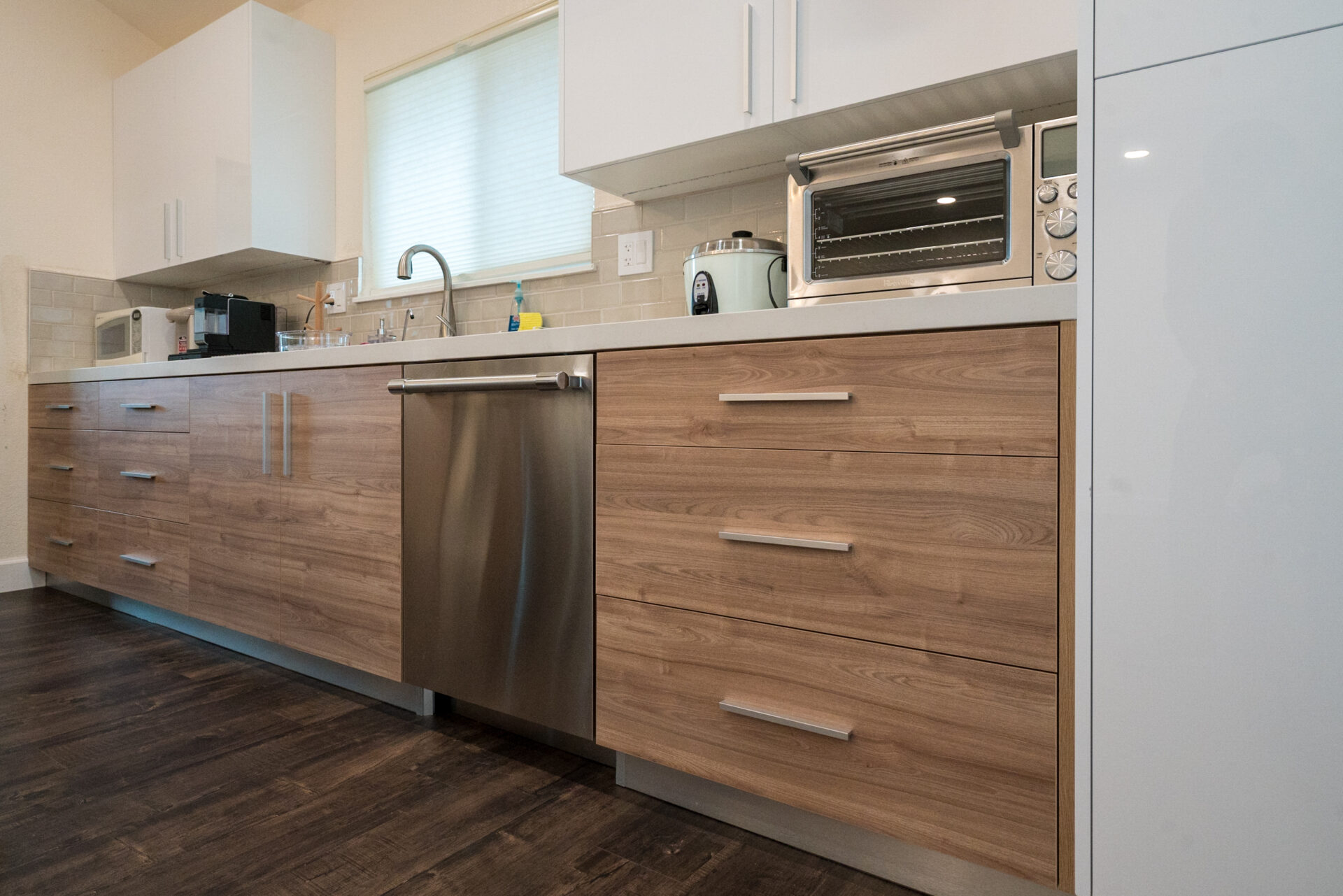 Small Kitchen Project</br>South San Francisco
